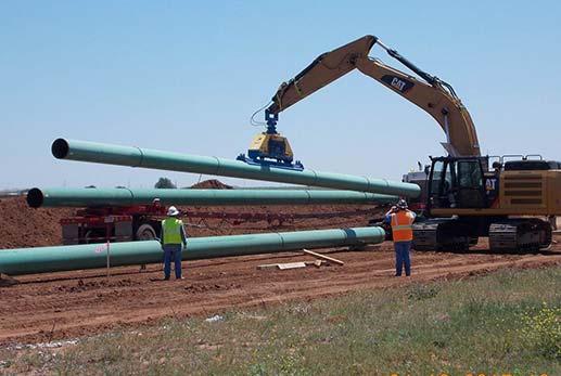Primoris Pipeline – Primoris Services Corporation