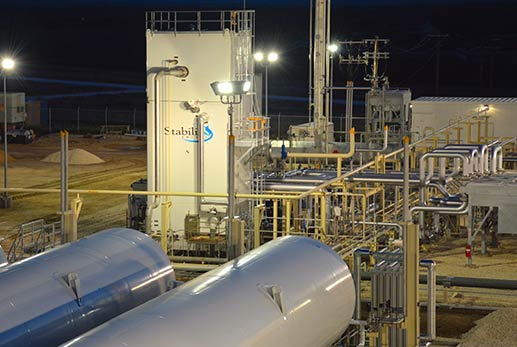 Eagle Ford Lng Project Stabilis Flint Hills Resources